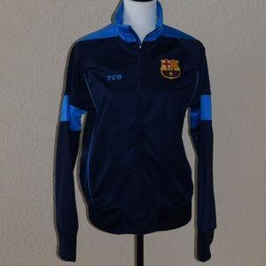 FCB Barcelona Track Jacket
